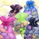 Sheer Organza Pouches 3x4 -$0.08/pcs