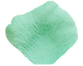 1000 Silk Rose Petals Pool GREEN (Green-Aqua)
