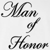 Man of Honor Wedding T-Shirt