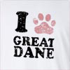 I Great Dane Long Sleeve T-Shirt