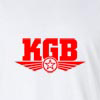 Kgb Soviet Cccp Ussr Russia Police Russian Long Sleeve T-Shirt
