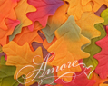 Silk Oak Fall Leaves Wedding 100