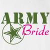 Army Bride Wedding T Shirt