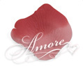 Rio Red Pink and Red Silk Rose Petals Wedding Bulk 10000