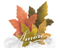 Silk Maple Fall Leaves Wedding 600