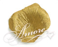 Gold Silk Rose Petals Wedding 600