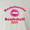 Bachelorette Bombshell Long Sleeve T-Shirt