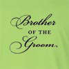 Brother of the Groom Long Sleeve T-Shirt