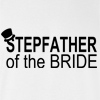 Stepfather of the Bride Wedding T-Shirt