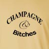 Champagne and Bitches VIP Long Sleeve T-Shirt