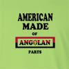 American Made of Angolan Parts Long Sleeve T-Shirt