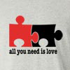 All You Need Is Love Long Sleeve T-Shirt