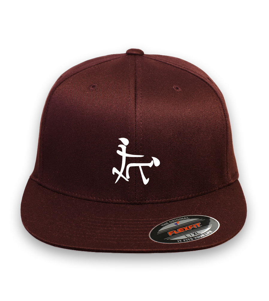 Chinese sex symbol logo flex fit hat buycottarizona