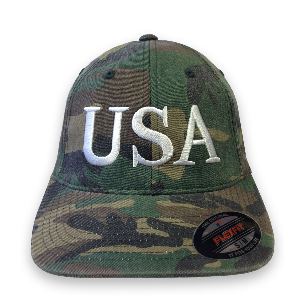 Usa Hat Embroidery 45 President Inauguration Adult Military Cap