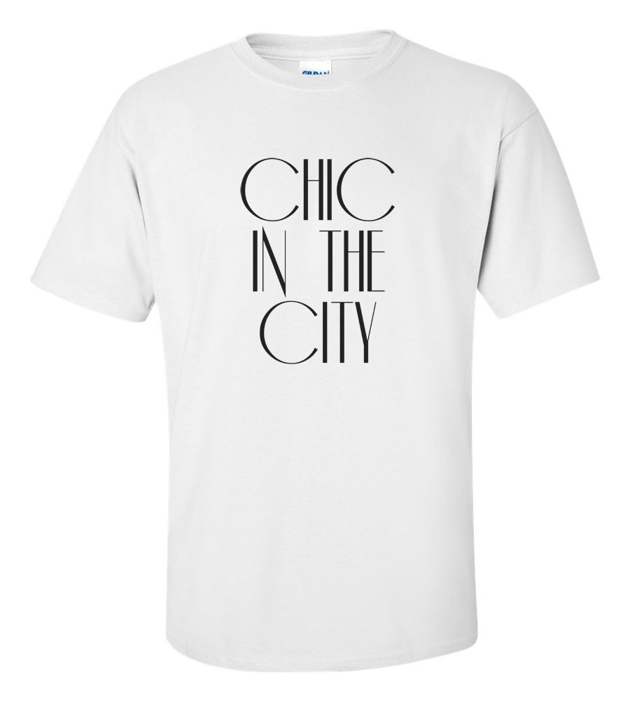 Chic In the City T Shirt